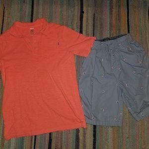 Oshkosh Boys Outfit Size 14